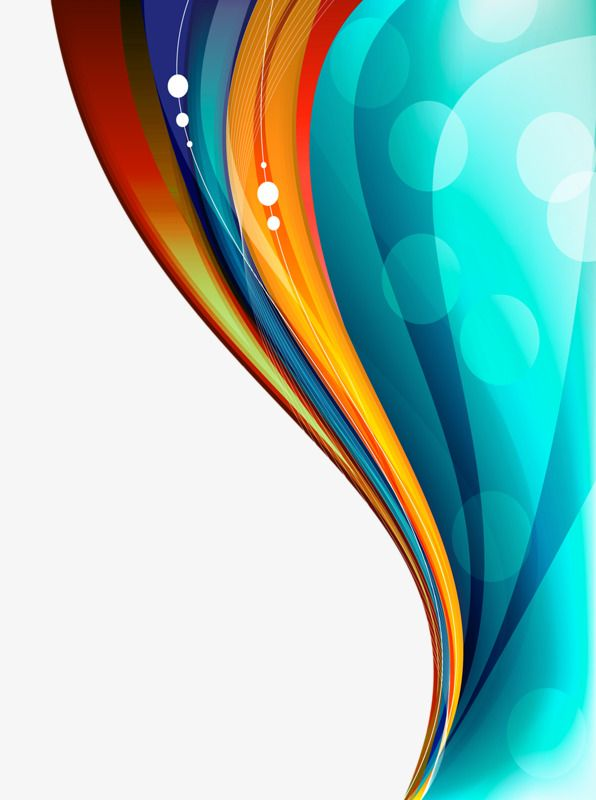 Color Floating Curve Color Clipart Color Curve S Curve Png Transparent Clipart Image And Psd File For Free Download Clip Art Abstract Artwork Clipart Images