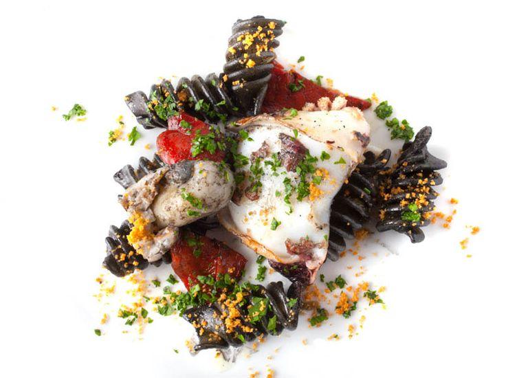 We higly recommend Uliassi Restaurant in Senigallia, not far from the Castle.  http://www.castellodimonterado.it/en/restaurants/uliassi