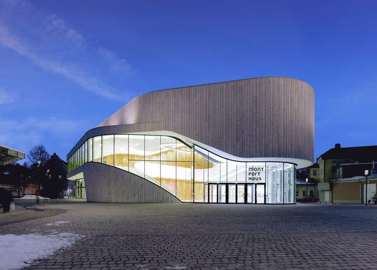 Gallery of Montforthaus in Feldkirch / HASCHER JEHLE Architektur + mitiska wäger architekten - 11