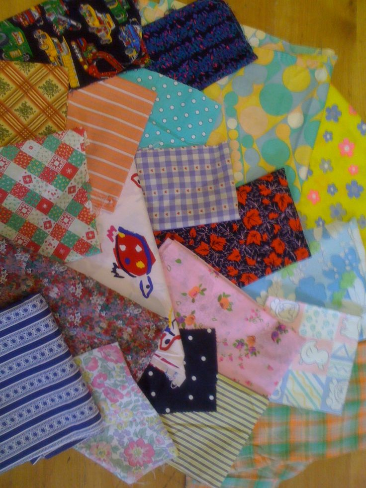 Our fabrics are all donated or salvaged, because of this we have an impressive selection!