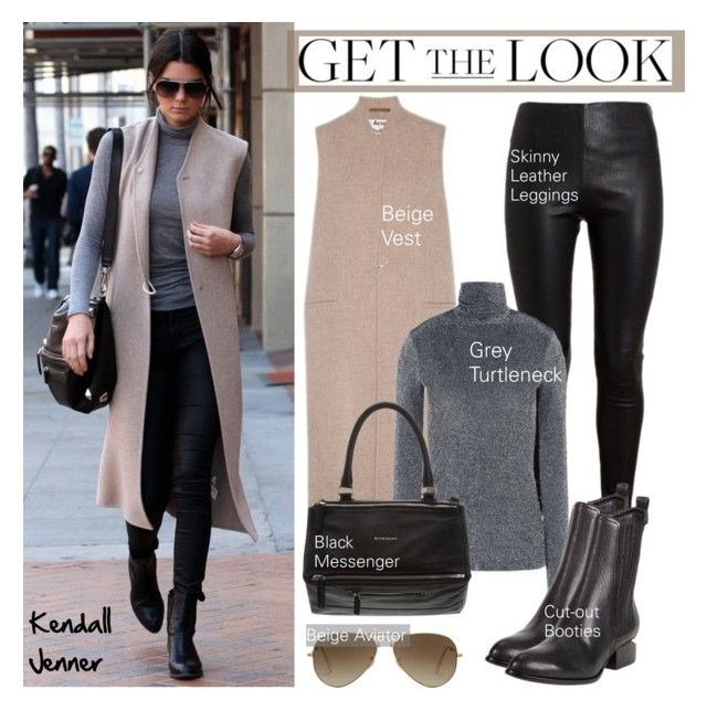 """Get the Look: Kendall Jenner"" by helenevlacho ❤ liked on Polyvore featuring Acne Studios, Balenciaga, Rodarte, Alexander Wang, Givenchy, Ray-Ban, GetTheLook, StreetStyle, kendalljenner and CelebrityStyle"
