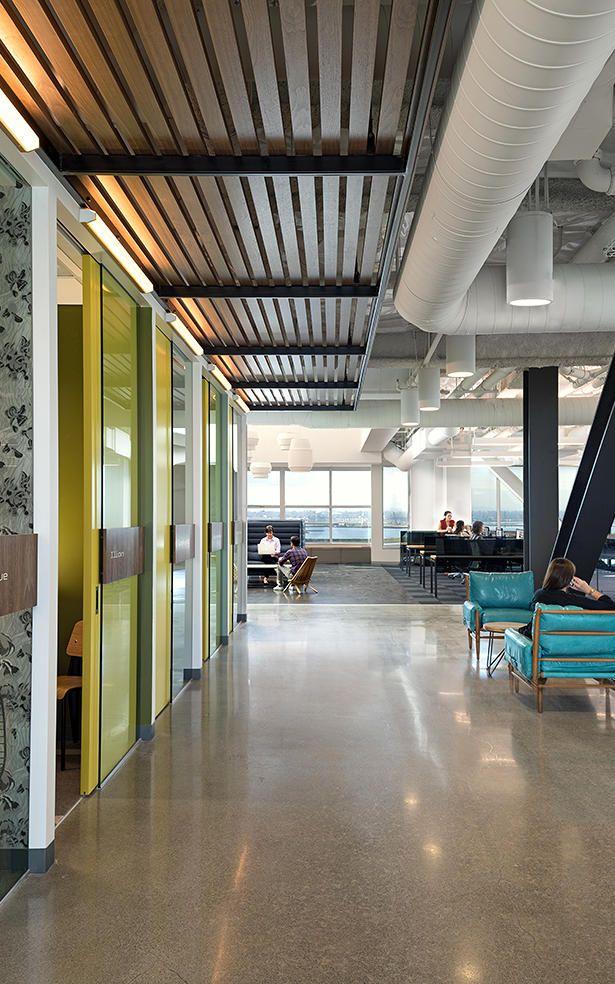 Inside Zazzle S Sleek New Headquarters Business Design