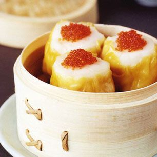 some of the finiest dim sum we've ever had Yauatcha