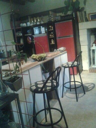 Notre cuisine diy