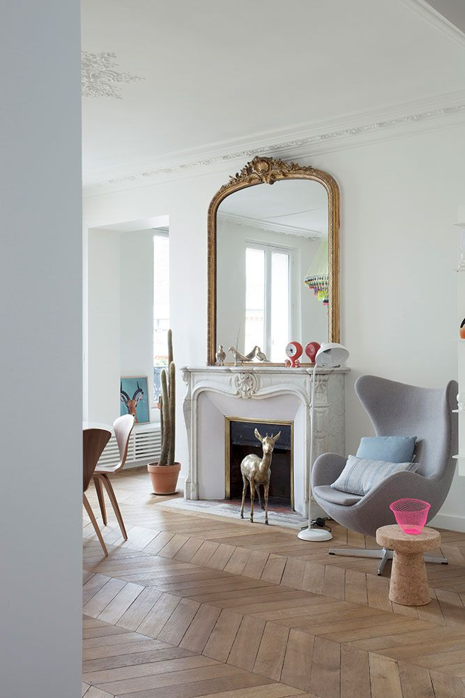 // Interior design by Marie-Astrid Pelsser. Photos Guillaume Dutreix