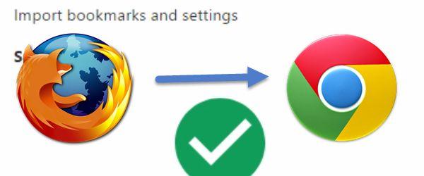 Transfer parole, setări, bookmark etc din Firefox în Chrome, Migrare Firefox Chrome Mutare setări, parole, bookmark-uri din Firefox în Chrome #videotutorial