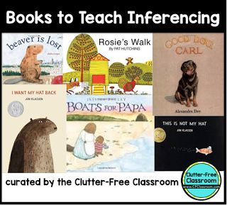 Are you wondering HOW TO TEACH INFERENCING? This article shares fun inferencing lesson ideas, books for teaching inferencing and explains why inferencing is important for students to practice.