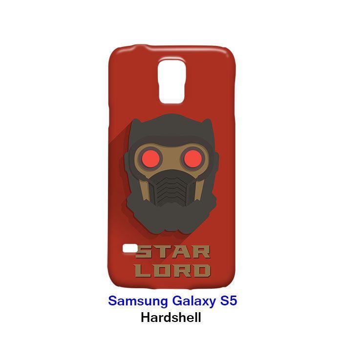 Star Lord Superhero Samsung Galaxy S5 Hardshell Case
