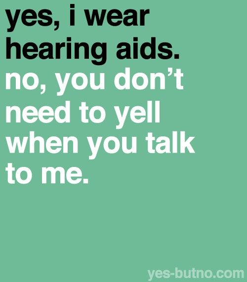 Image result for hearing aids quotes