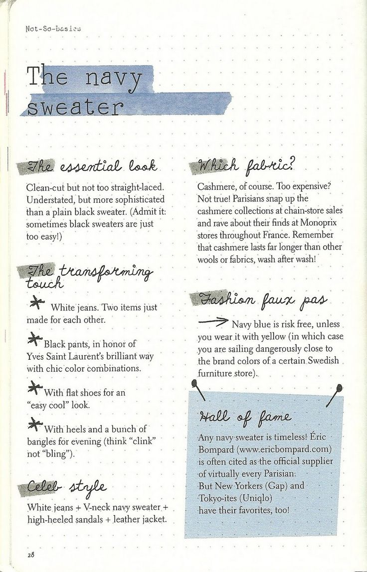 Parisian Chic: A Style Guide by Inès de la Fressange | The Navy Sweater