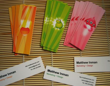 how to make awesome business cards at home