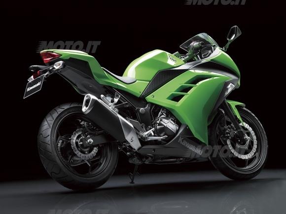 2013 Kawasaki Ninja 250 R Dallas'