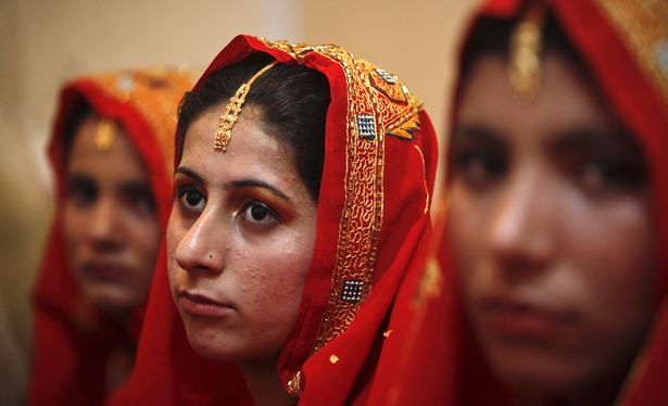Pakistan is the third most dangerous country for women in the world.  Every year more than 90% of Pakistani women suffer from domestic violence.