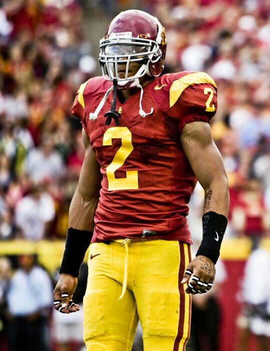 Taylor Mays USC FOOTBALL FIGHT ON PAC12 MEN OF TROY