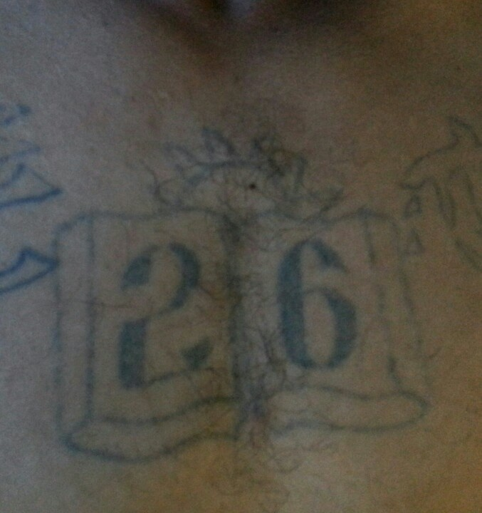 Infamous 26 Ers Cape Town Gangster Tattoos Pinterest