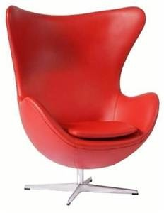 Replica Arne Jacobsen Premium RED Bonded