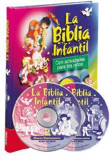 Portal Cristiano Descargas: La Biblia Infantil en audio Mp3