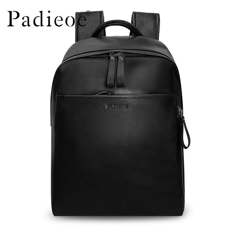 =>Sale onPadieoe Genuine Leather Backpack For Man Real Cowhide Large Male Bckpack Double Zipper Travel Rucksack Classic Unisex Black BagsPadieoe Genuine Leather Backpack For Man Real Cowhide Large Male Bckpack Double Zipper Travel Rucksack Classic Unisex Black Bagsbest recommended for you.Shop the L...Cleck Hot Deals >>> http://id421635709.cloudns.ditchyourip.com/32743474814.html images