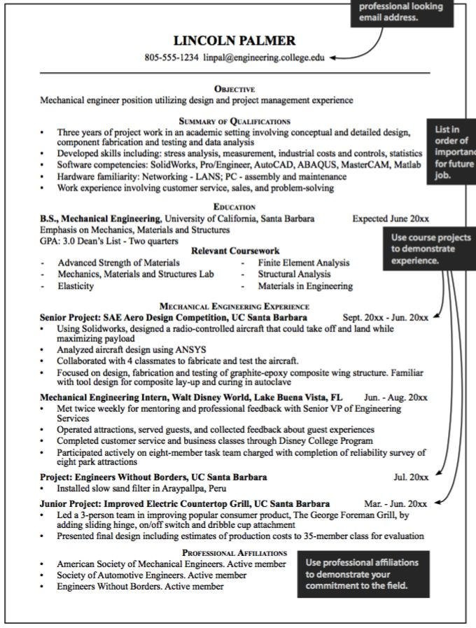 39 best Resume Example images on Pinterest Career, College - proper resume examples