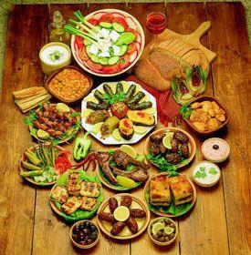 Turkish Cypriot Cuisine
