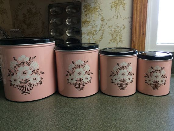 17 best images about cool kitchen canisters on pinterest