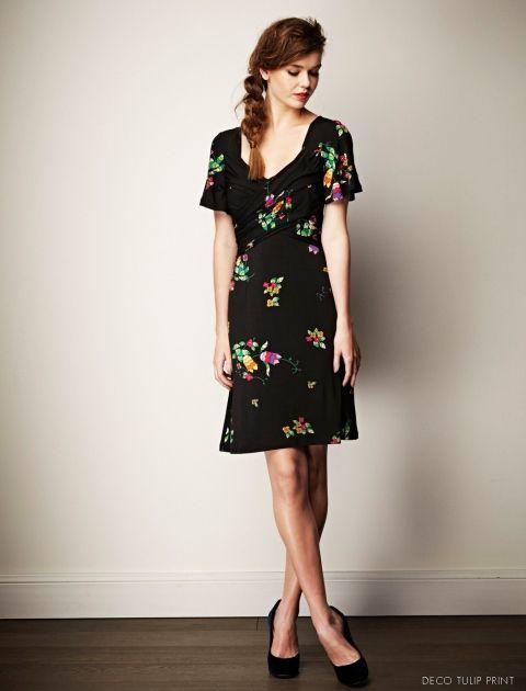 Leona Edmiston - Marilyn dress in Deco