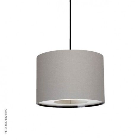 Paso 25 P1 Grey Ceiling Pendant