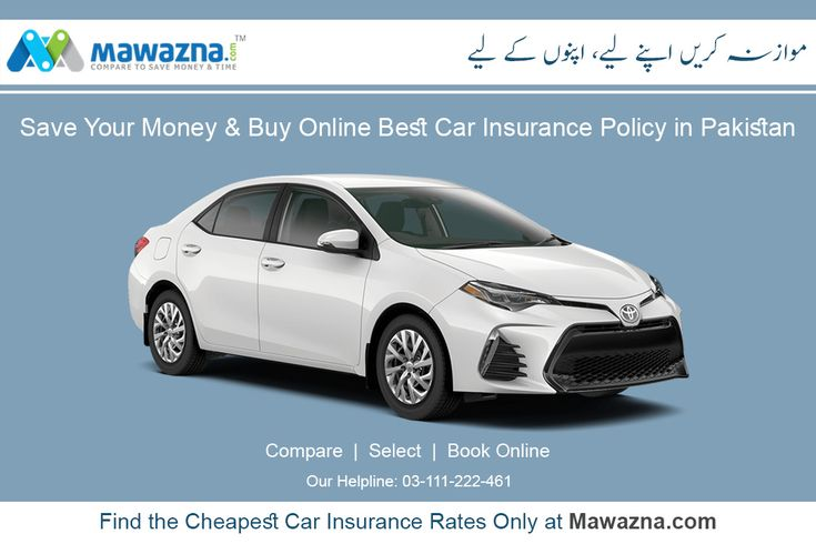 Compare buy online best car insurance plans offered by