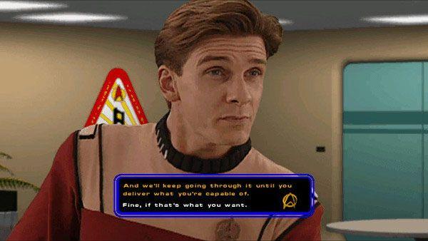 Remember those Star Trek computer games from the 1990s - Star Trek: 25th Anniversary, Star Trek: Judgement Rites, Star Trek: Starfleet Academy and Star Tre