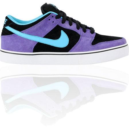 falso barato Nike 6.0 Mavrk 2 Bajo Negro Y El Club De Patinaje Púrpura Zapato último precio barato cómodo finishline en venta 8bxe7z1nk0