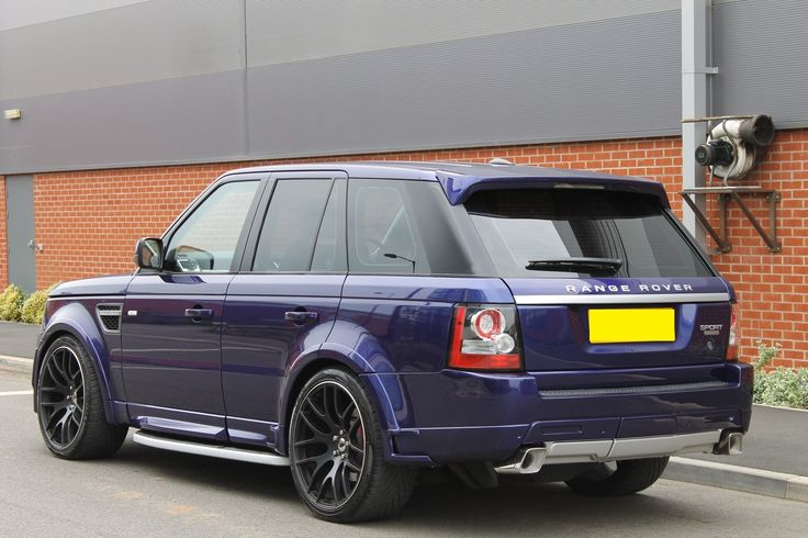 MEDUZA Ltd - Range Rover Sport Extreme Edition Body kit 2012, £1,595.00 (http://www.meduza.co.uk/range-rover-sport-extreme-edition-body-kit-2012/)