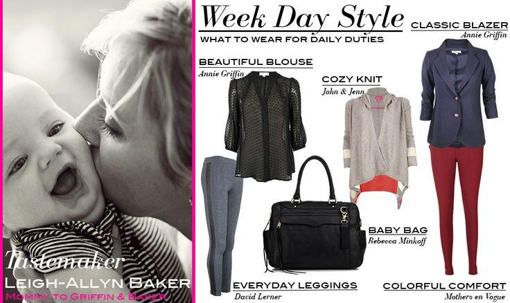 Leigh Allyn Baker's BURU Weekday Must-Haves! #shopburu