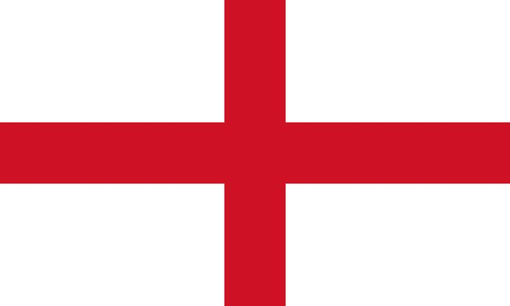 st georges cross flag of england art religious