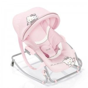 Hamaca Hello Kitty Baby Rocker Brevi