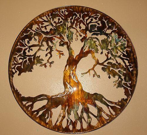 Tree of Life-Heavensgatemetalwork