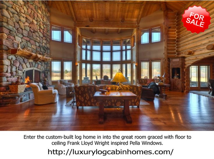 70 Best Log Cabin Homes Images On Pinterest Log Cabin