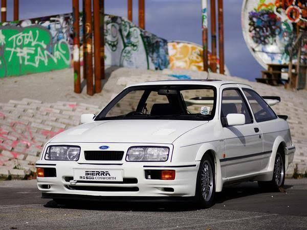 Ford Sierra Rs Cosworth 1986 Ford Sierra Concept Cars Cool Cars
