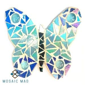 Mosaic Project- Butterfly. Available in blue, pink, lilac or green. R49.00