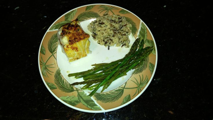 - Grilled Chilean Sea Bass
