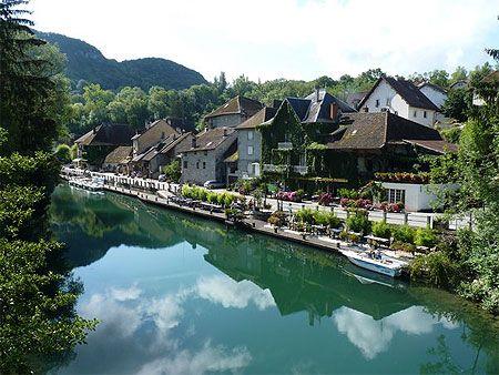 alpes, savoie, lac du bourget, Chanaz