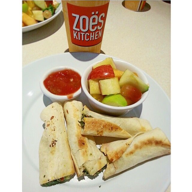 Zoes Kitchen - home