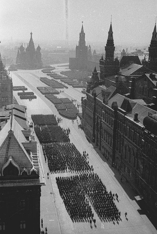 Old Pictures of Soviet Moscow | English Russia | Page 2