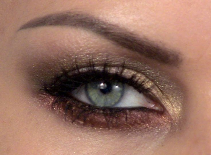 GOLD & BRONZE MAKE-UP TUTORIAL INSPIRED BY P!NK (+playlist)