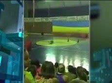 Galdino Saquarema Noticia: Trapezista despenca de 5 metros em um circo em Goiás...