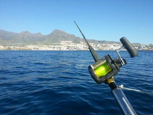 Tenerife fishing