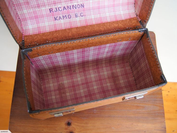 Small Vintage Suitcase / Case | Trade Me