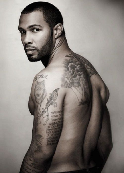Lord when you decide to send me a man, send this one lol Omari Hardwick