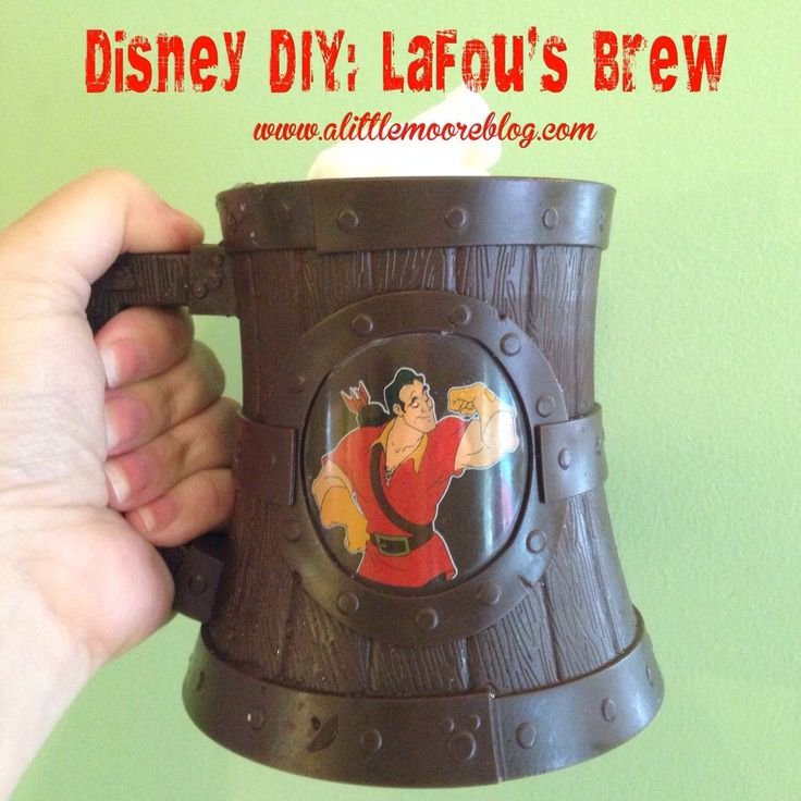LaFou's Brew Copy Cat Recipe from Gaston's Tavern in Fantasyland at Disneyworld