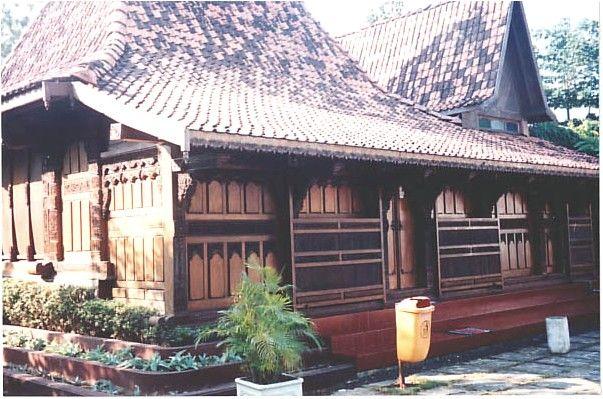 Desain Rumah Adat Jawa Tengah Yang Modern
