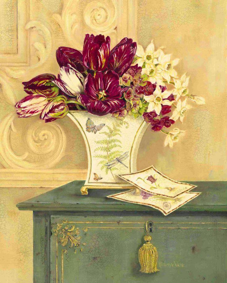 Butterfly Tulip (Kathryn White):